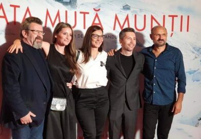 """""""Tata mută munții"""" un film în care o puteți vedea pe Elena Purea, actrița Teatrului Național din Târgu Mureș"""
