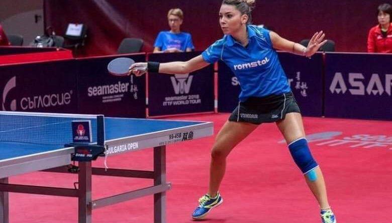 Bernadette Szőcs a adus victoria României la tenis de masă